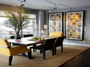 Decorated Dining Rooms Attractive Decor With A Modern Dining Room Sets Trellischicago