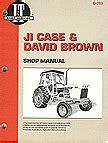 David Brown Manuals