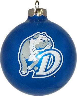 school logo mascot ornament fundraiser
