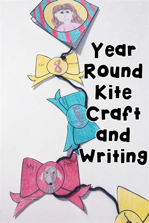 kite book report kite writing and craft crafts other and student