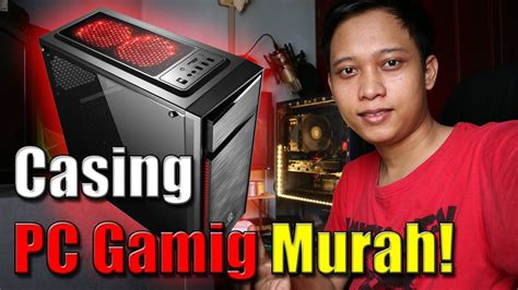 Murah Cube Gaming casing pc gaming murah berkualitas ft cube gaming weiss