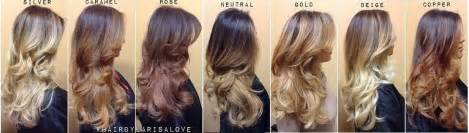 hombre style hair color for 46 year 60 awesome diy ombre hair color ideas for 2017