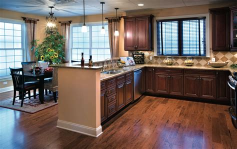 model kitchens toll brothers regency at fishkill grand opens three professionally decorated models