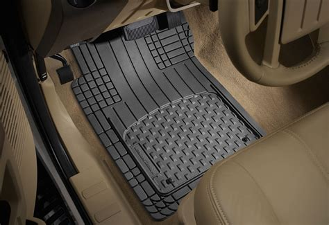 weathertech 174 trim to fit all weather floor mats front