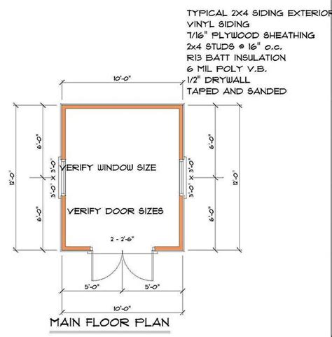 floor plan with roof plan 12 215 12 hip roof shed plans blueprints for crafting a
