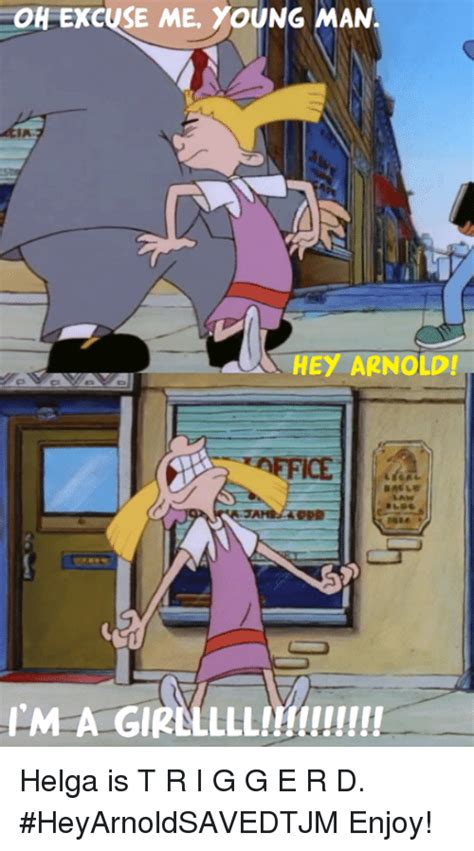 Hey Helvetica Is Younger Than Me by Hey Arnold Memes Of 2016 On Sizzle Af