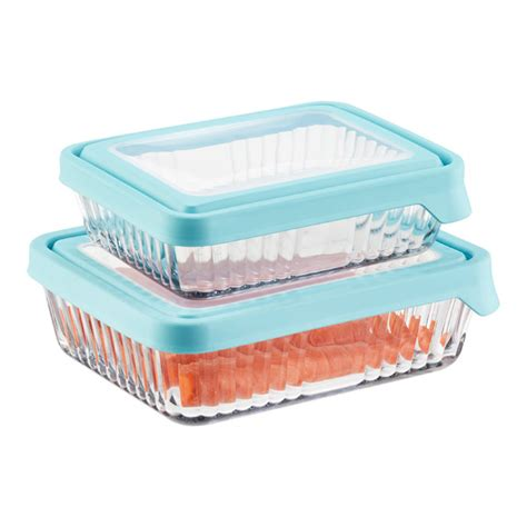 anchor hocking storage containers anchor hocking trueseal rectangle food storage the