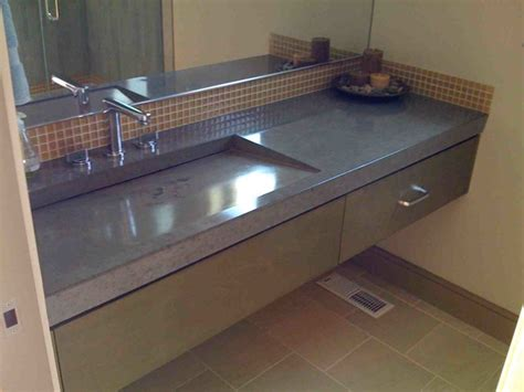 cement bench tops concrete benchtops by benchmark benchtops concrete