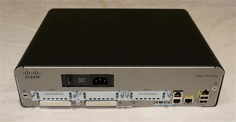 Router Cisco 1900 Series cisco 1900 series router cisco1941 k9 v02 mdg sales llc