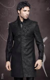 Black indo western sherwani styles 8 trendyoutlook com