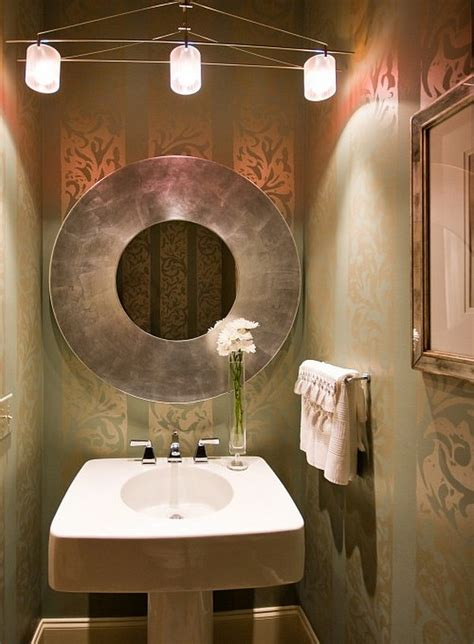 Powder Room Decor Ideas with Guest Bathroom Powder Room Design Ideas 20 Photos