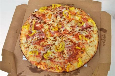 Domino Handmade Pan Pizza - chain reaction we try the new domino s handmade pan pizza