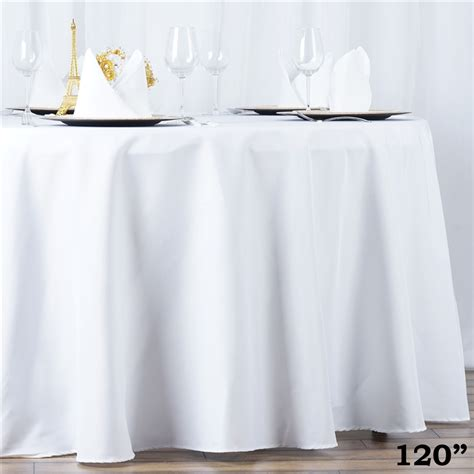 Table Linens Wholesale by 10 120 Quot Premium Polyester Tablecloths Wedding