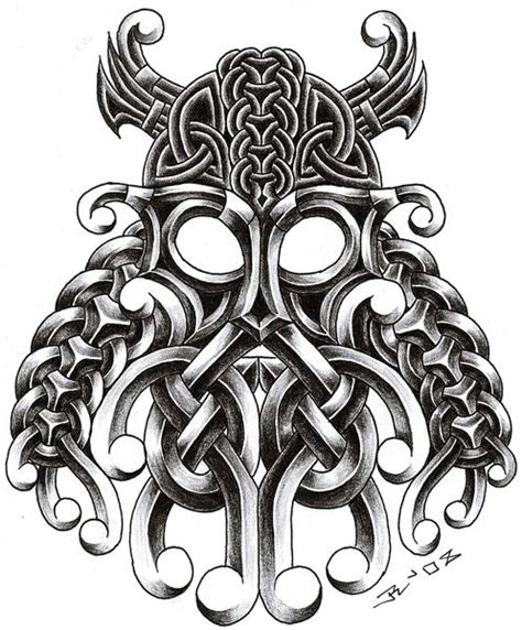 scottish warrior tattoo designs celtic viking 5 by roblfc1892 deviantart norse and