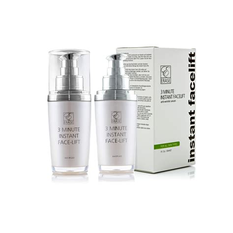 Serum Lefery erase cosmetics 3min lift serum and worldwidesale