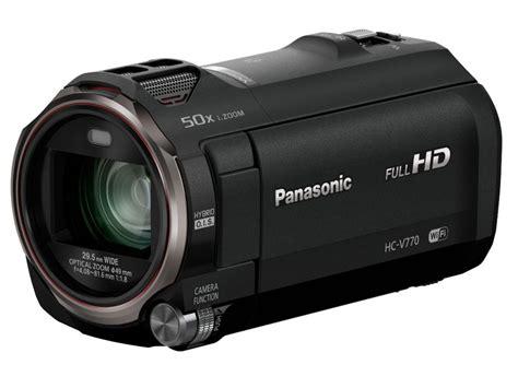 Panasonic Hc V770k Hd Camcorder Handycam Panasonic V770 panasonic hc v770 czarna kamery cyfrowe sklep