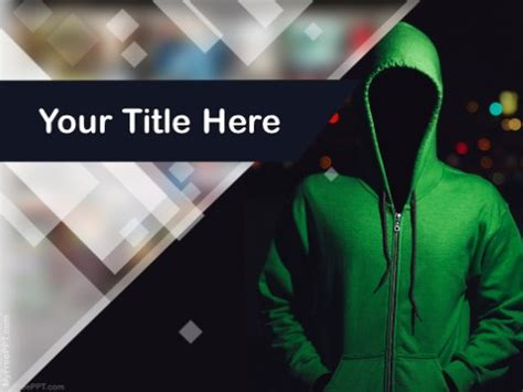 Free Horror Powerpoint Templates Myfreeppt Com Horror Powerpoint Template