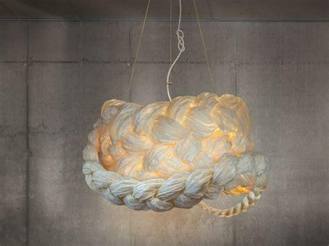 Handmade Paper Light Ls - the large pendant l by mammala design ieva kal 234 ja