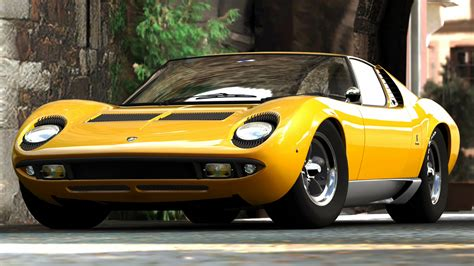 first lamborghini ever 1966 lamborghini miura the first supercar ever