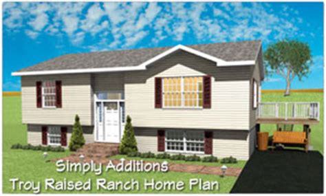 Home Design Ideas Plans raised ranch addition questions