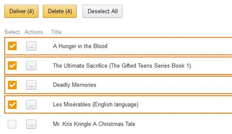 how to delete books from kindle devices step by step guide to delete books from your kindle in minutes delete from kindle delete from library delete on all devices books how to completely delete books from kindle ereader palace