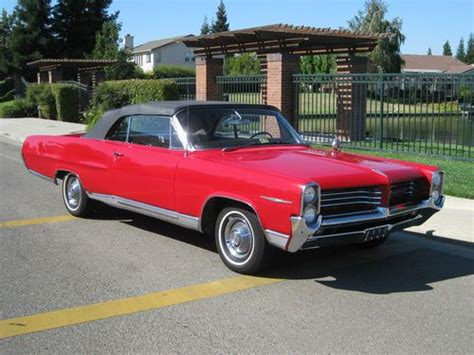 1964 Pontiac Bonneville Convertible by Sell Used 1964 Pontiac Bonneville Convertible Two Door