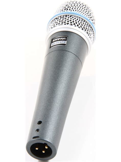 Mic Shure Precision Crafted Vocal Beta57 Vocal Pro Berkualitas shure beta 57a supercardioid dynamic microhone
