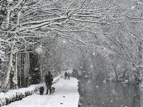 snow pictures uk weather snow forecast as britain braces for icy blast