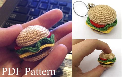 amigurumi hamburger pattern free sushi amigurumi free pattern tutorial by nvkatherine