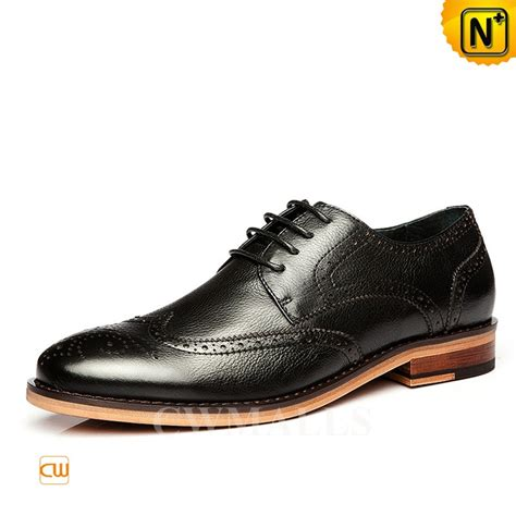 Handmade Brogues - handmade derby brogue shoes cw716248