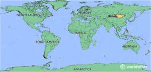 mongolia on world map where is mongolia where is mongolia located in the