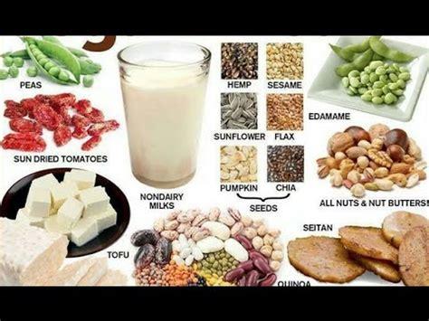 alimentos con alto contenido en proteina nutrici 243 n vegetales ricos en prote 237 nas youtube