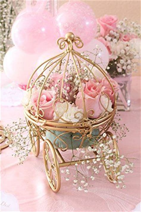 cinderella carriage centerpieces 17 best ideas about quinceanera decorations on