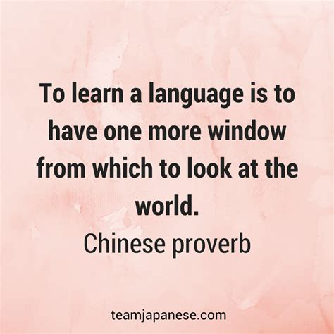 learn about one at a 33 inspirational quotes about language learning quotes