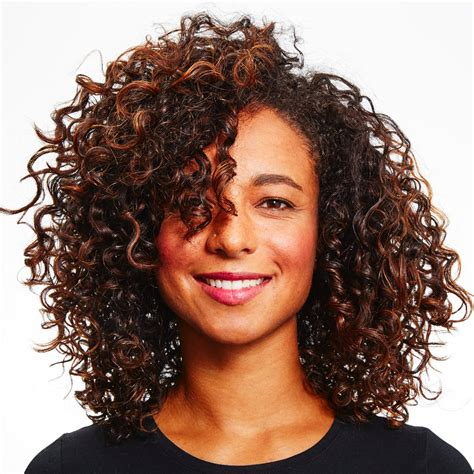 diva curl hairstyling techniques curly hair styling tips popsugar beauty