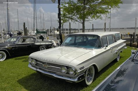 1960 chevy impala wagon 1960 chevrolet impala series image chassis number