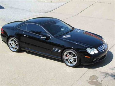 old car manuals online 2003 mercedes benz sl class electronic throttle control 2003 mercedes benz sl500 for sale classiccars com cc 846448