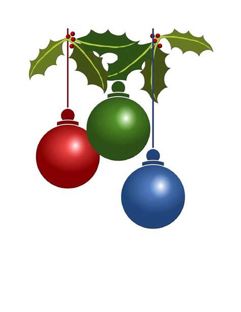 Logan's Landing Blog Free Christmas Ornaments Clip Art