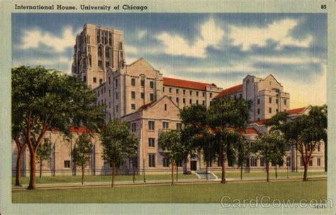 international house university  chicago illinois