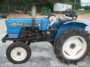 Mitsubishi Tractors Parts 2002 Mitsubishi D2000 Tractors Compact 1 40hp