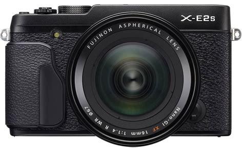 fujifilm  es rangefinder style  series camera ephotozine