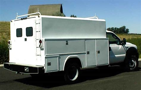 utility bed trucks canopy utility bed