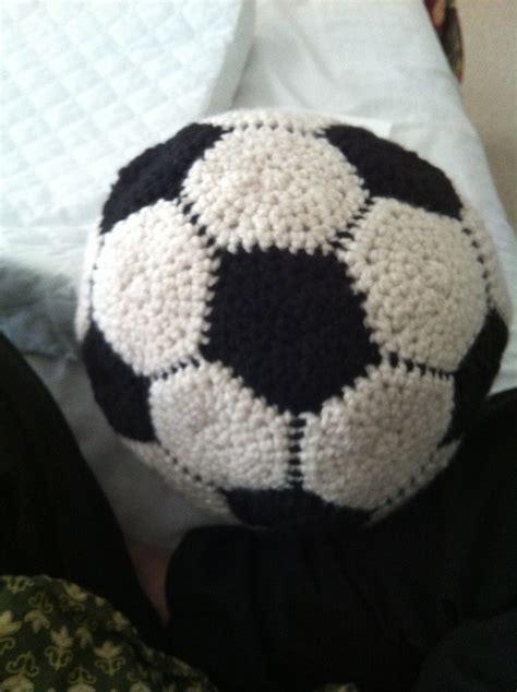 Crochet Football Pillow Pattern by 17 Best Images About Knitt And Crochet Pillows Mats On Free Pattern Crochet