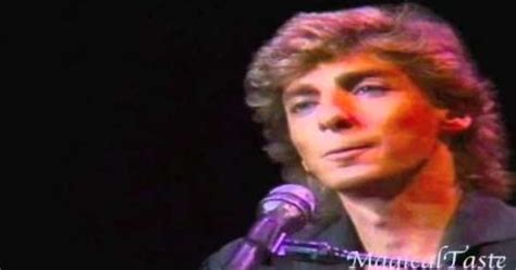 barry manilow she s a barry manilow even now 1984 my would this