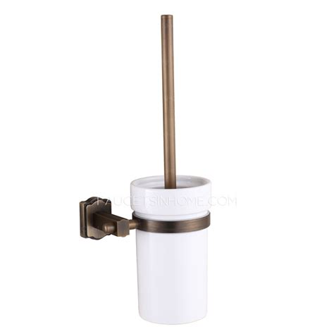 white ceramic bathroom accessories vintage white ceramic bathroom accessory toilet brush holder