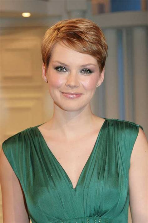 short pixie hair cut for round face 25 great pixie cuts short hairstyles 2017 2018 most
