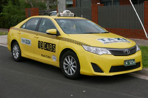 yellow toyota camry file 2012 toyota camry asv50r altise sedan black cabs