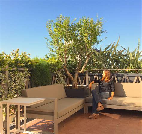 terrazzo con piante arredare il terrazzo con le piante living corriere