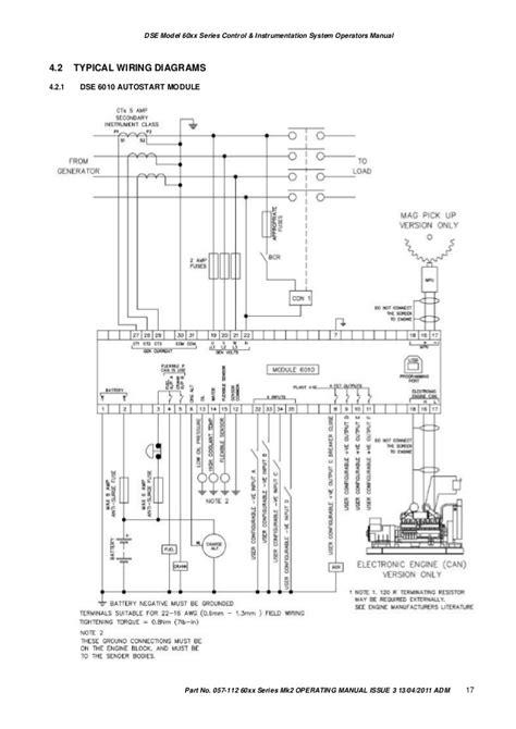 deep sea  wiring diagram