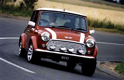 Mini Cooper Original The 10 Car Garage On A 163 100 000 Budget